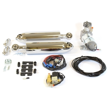 Rear Air Ride Kit for 2006-2017 Vrod