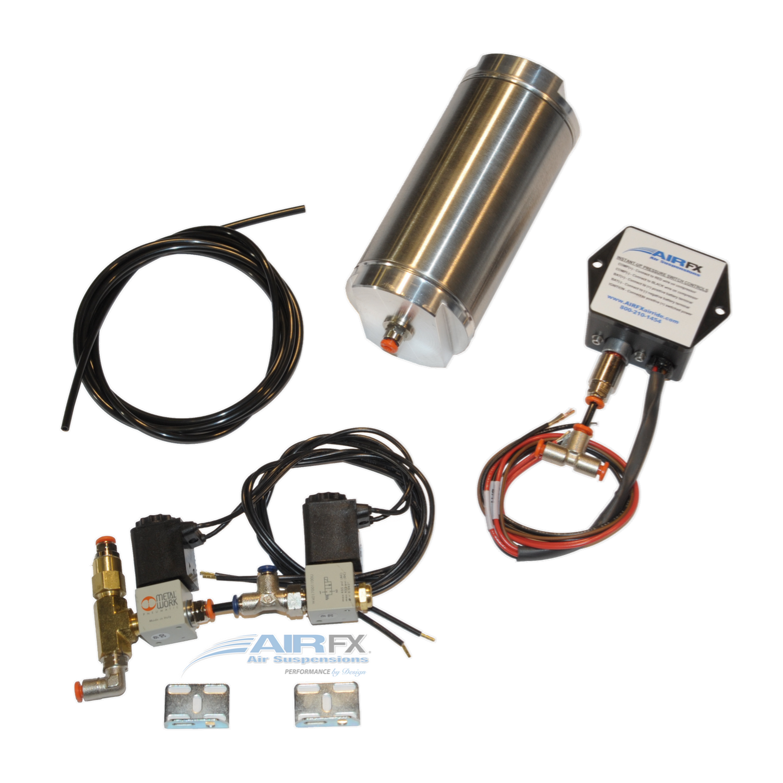 Instant Up Kit, Single Tank - FXA-2012-1 [+$375.00]