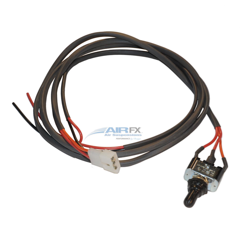 Toggle Switch Wiring Harness - FXA-1010-1 [+$276.00]