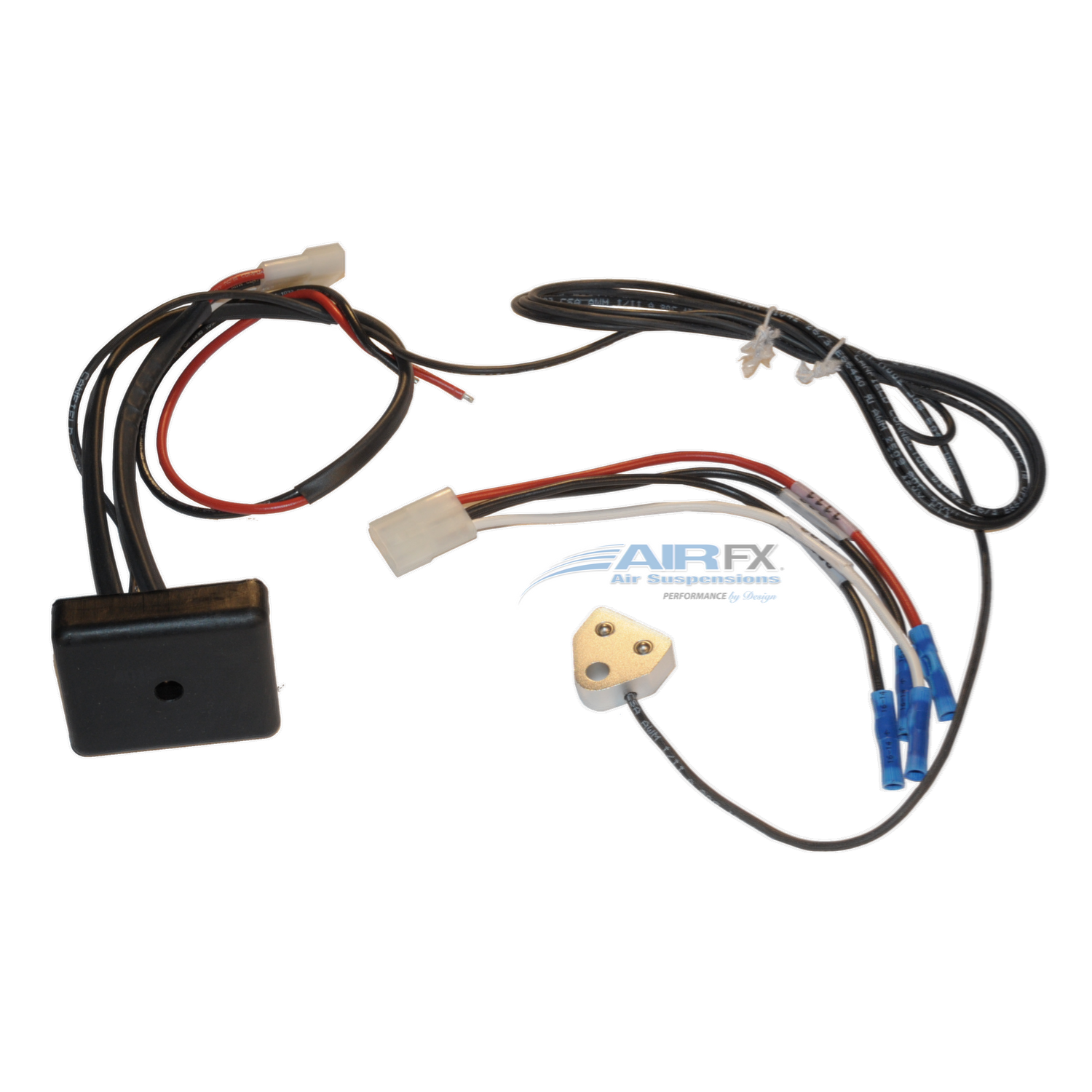 Micro Button Harness, nickel platted - FXA-1010-MB-1 [+$440.00]