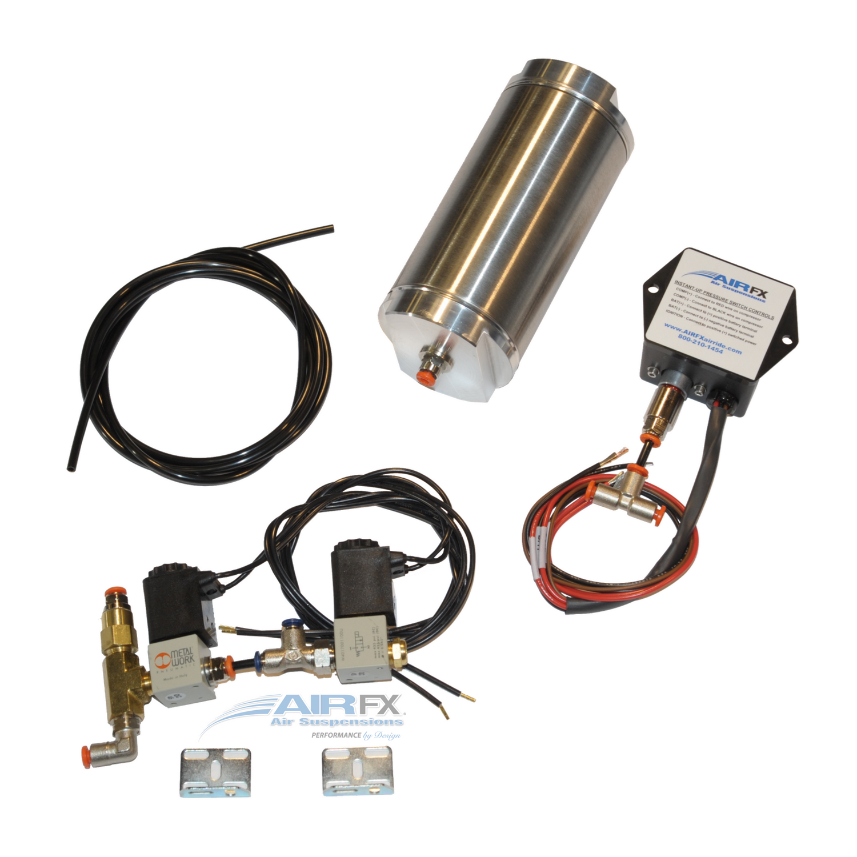 Instant Up Kit, Single Tank (FXA-2012-1) [+$413.00]