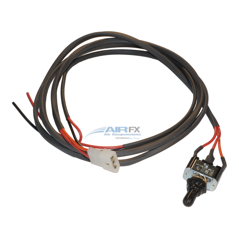 Toggle Switch Wiring Harness (FXA-1010-1) [+$276.00]
