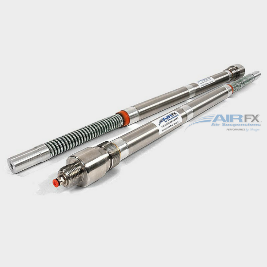 """Picture of 41mm Front Cartridge Pair with HHI Extensions for your 30"""" Front wheel with Long Neck frame or 32"""" Wheel with short neck configuration"""