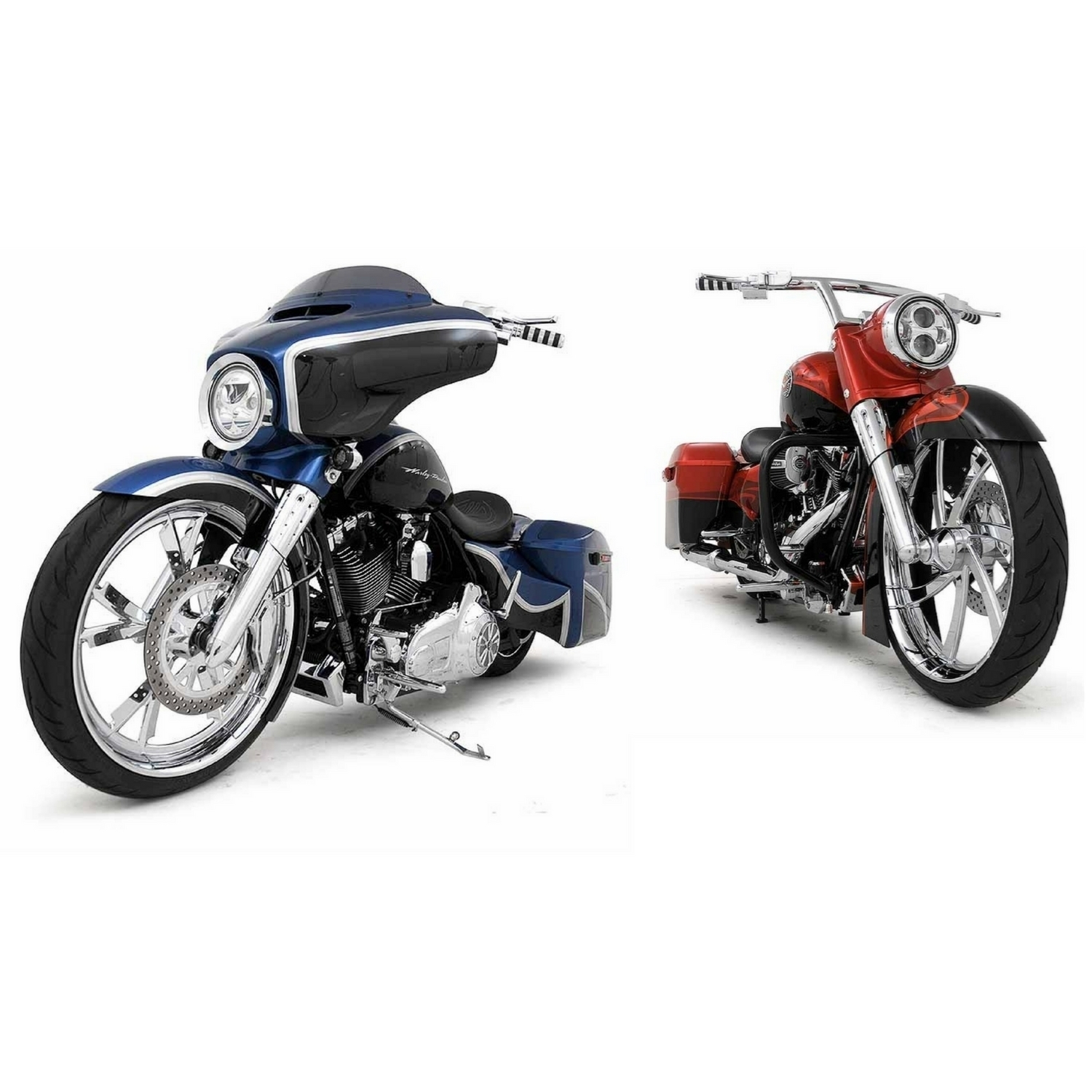 Picture of FL/Touring - Street Glide & Road King 2009 - 2013  23'' front wheel