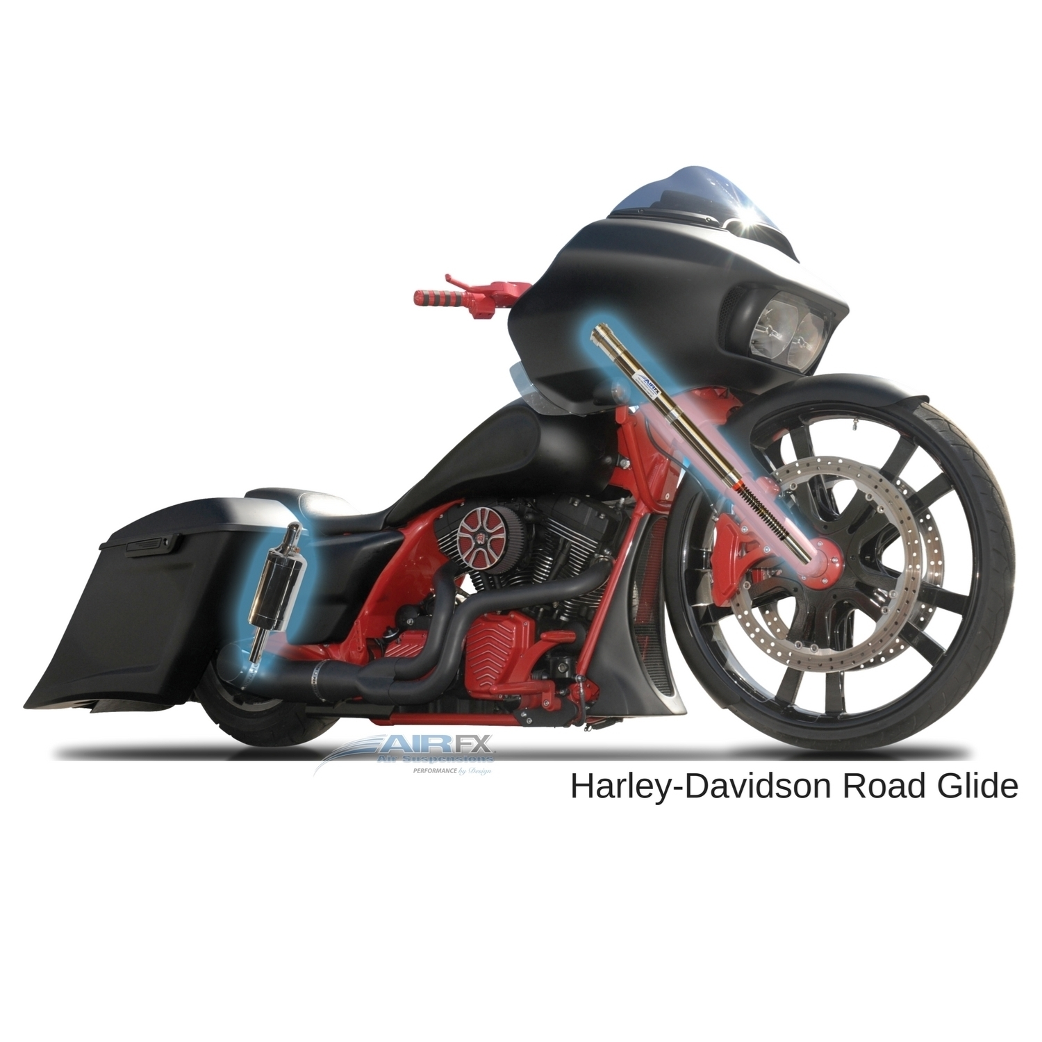 Picture of Harley-Davidson FL/Touring - Road Glide 2014 - 2018