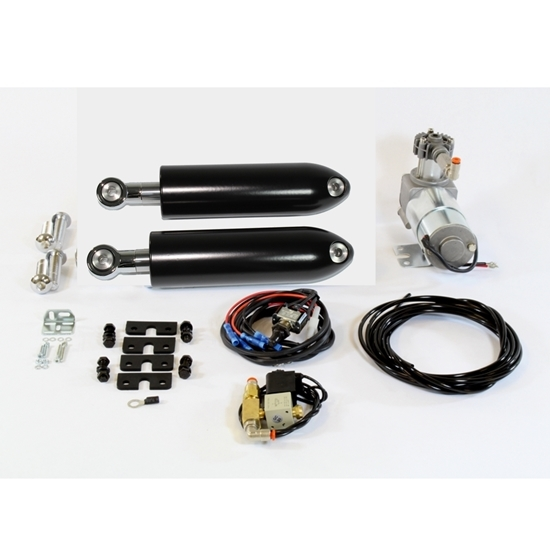 Picture of Rear Air Ride Kit for Vrod 2006-2017 - Black