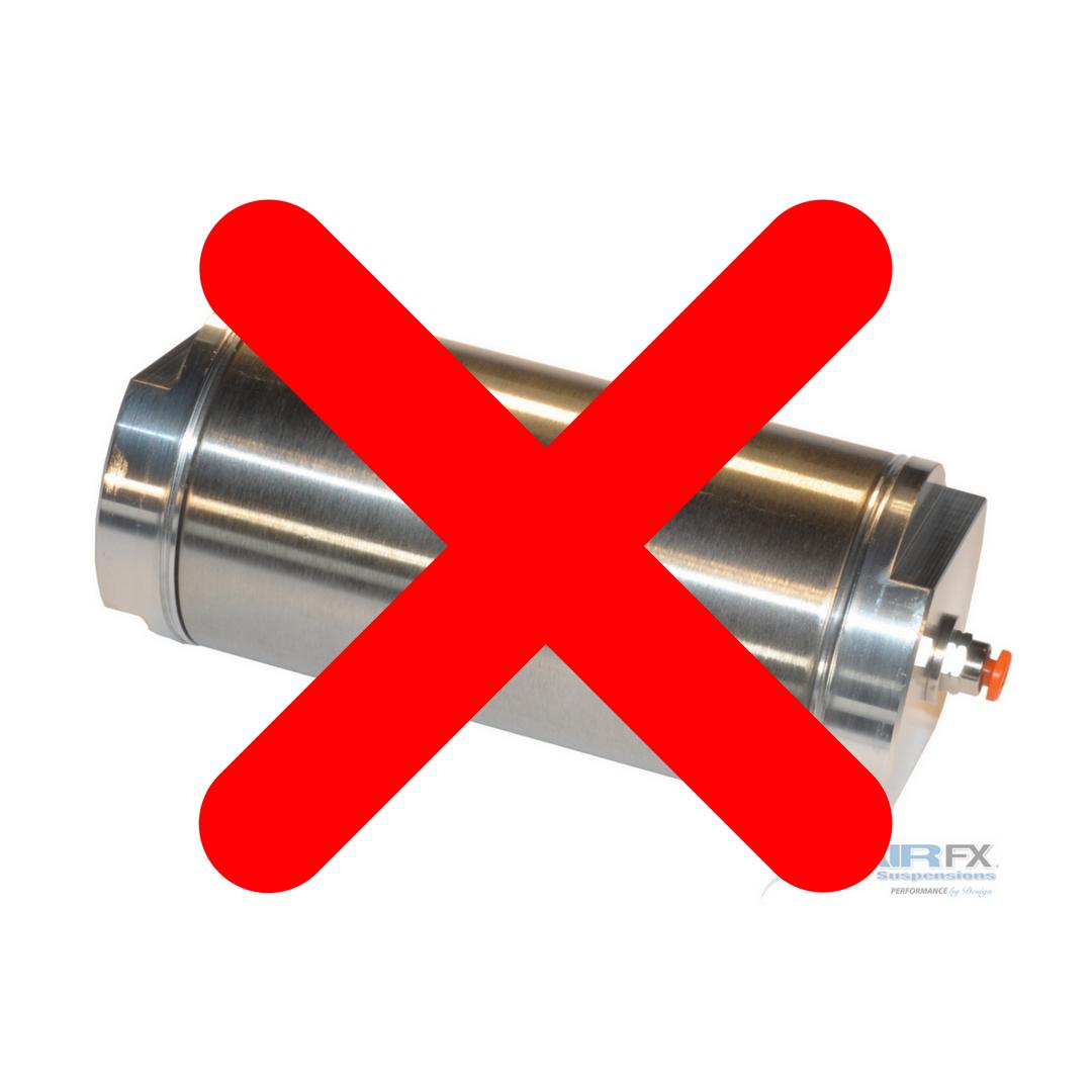 No Air Tank